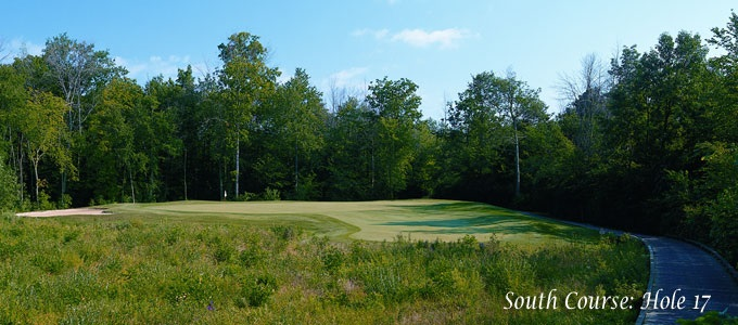 South Course: Hole 17