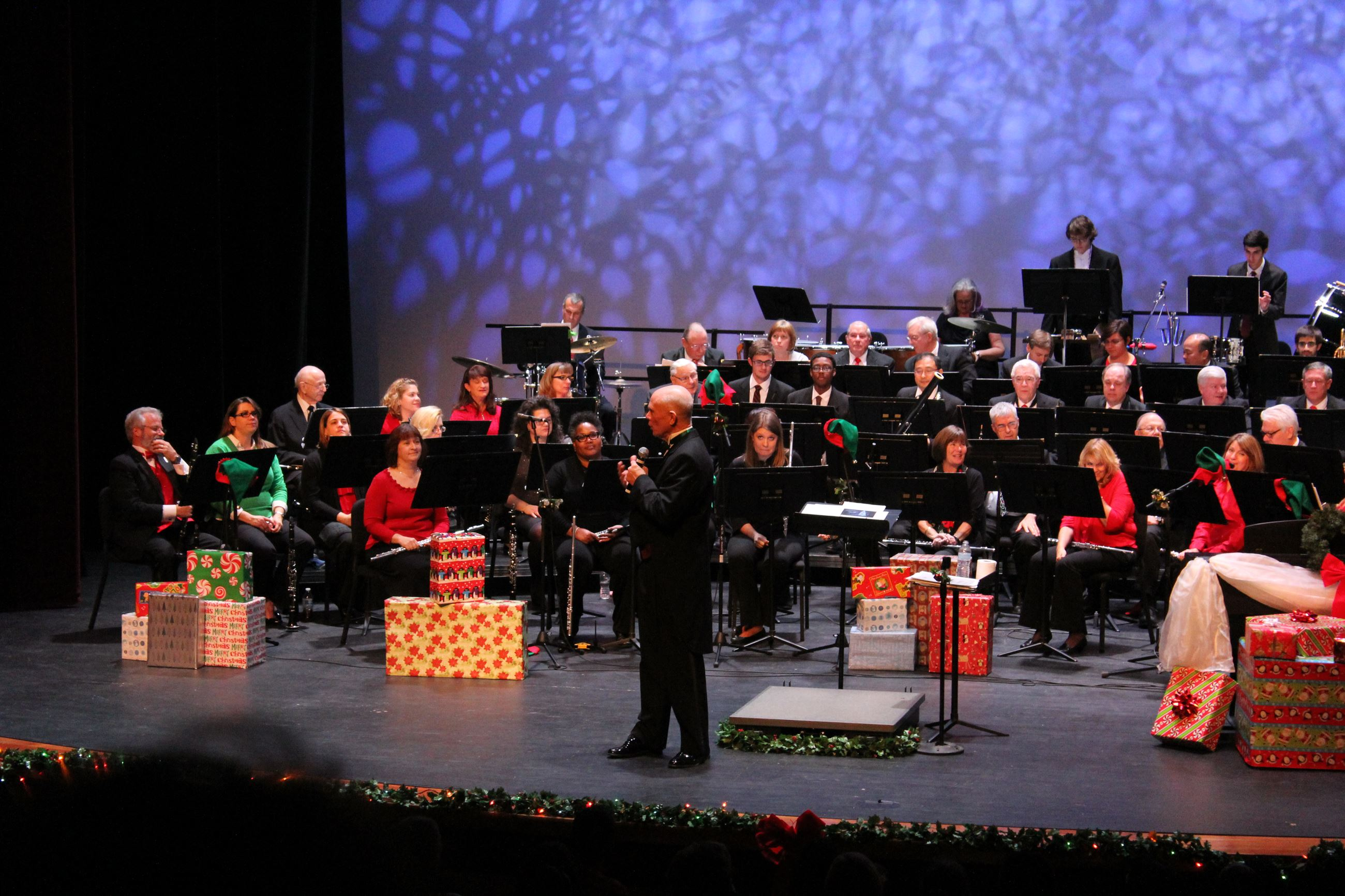 Canton Concert Band Holiday Concert
