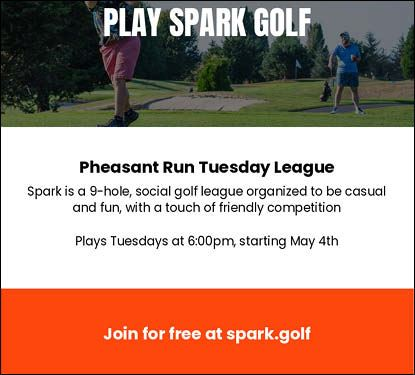 Spark Golf League Web Spotlight